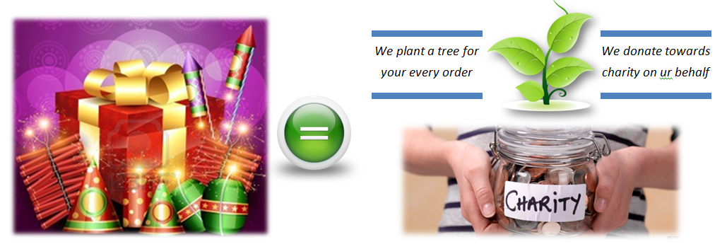 Hitech Crackers Initiatives - Diwali Crackers Online
