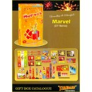 Marvel (30 Items) Soundless and Colorful - Standard