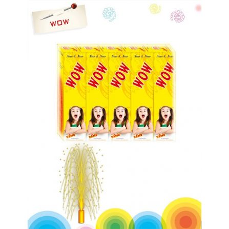 Wow Gold Rain Shower (5 Pieces)