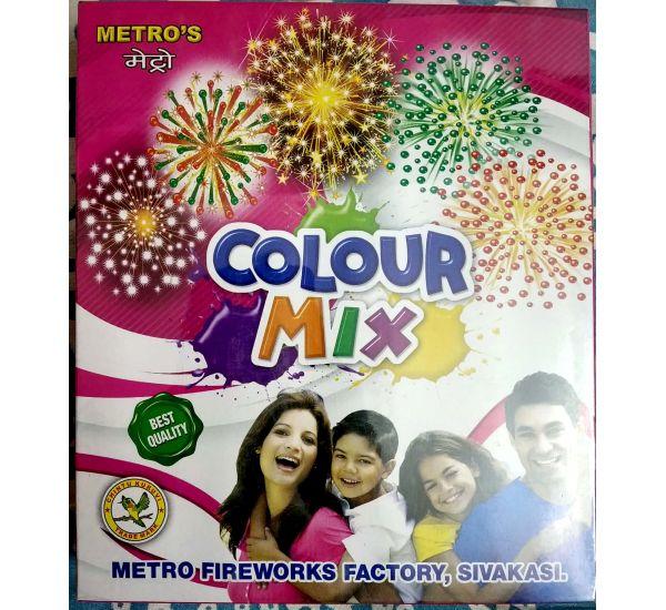 Color Mix Sky Shot (5 Pieces)