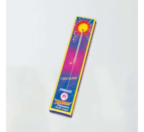 7 cm Crackling Sparklers (10 boxes) - Standard
