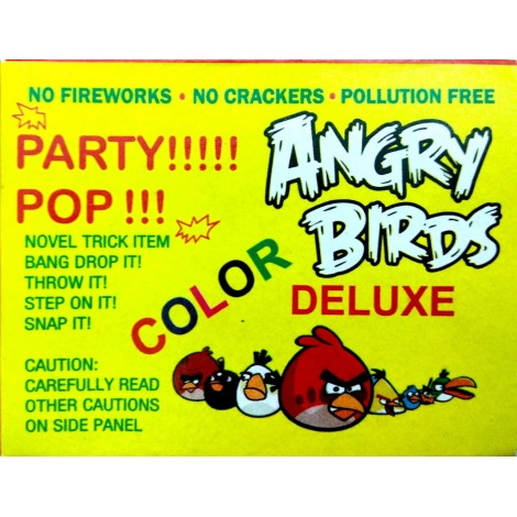 Angry Birds - Pop Pops (1Box-50 pop's)
