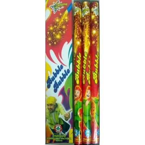 Bubble Bubble Fancy Pencils (3 Pieces)