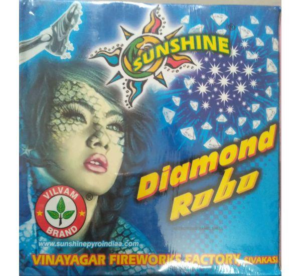 Diamond Robo (15 Robos / Shots Inside)
