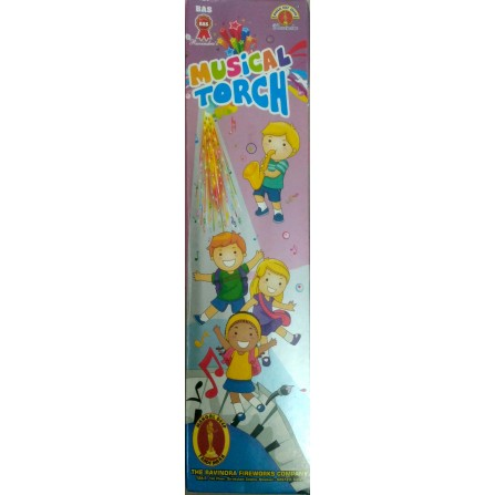 Music Pencil / Musical Torch (5 Pcs) - Ravindra Fireworks