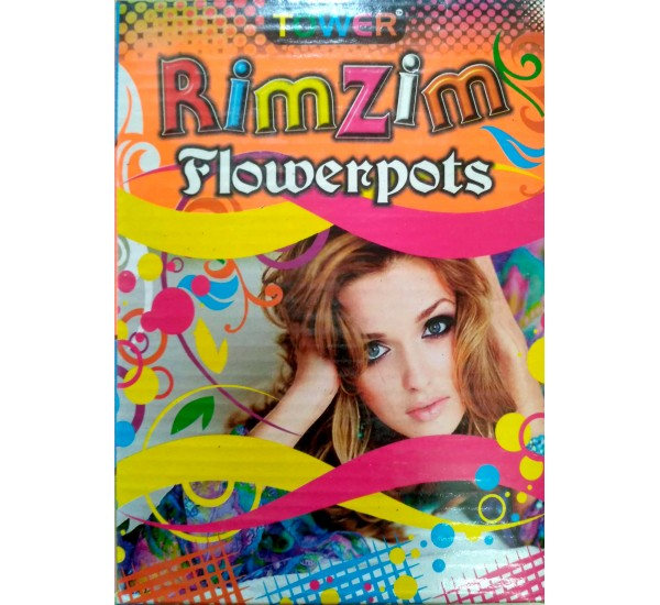 Rimzim Flower Pot special (5 Pieces)