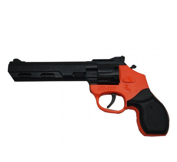 Gun - Multi Color Roll Cap Gun (1 Piece)
