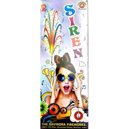 Siren Musical Fountain (3 Pcs) - Ravindra Fireworks