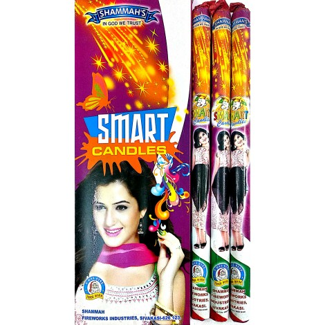 Smart Candle /Pencil [Big] (3 Pcs) - Shammah