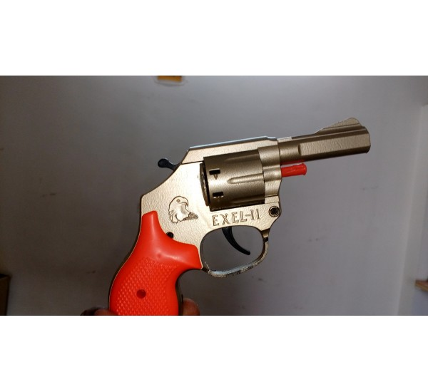 Fighter Color Pistol (1 Piece)